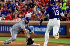 Rangers du Texas: le voltigeur Joey Gallo est de retour au jeu à Detroit