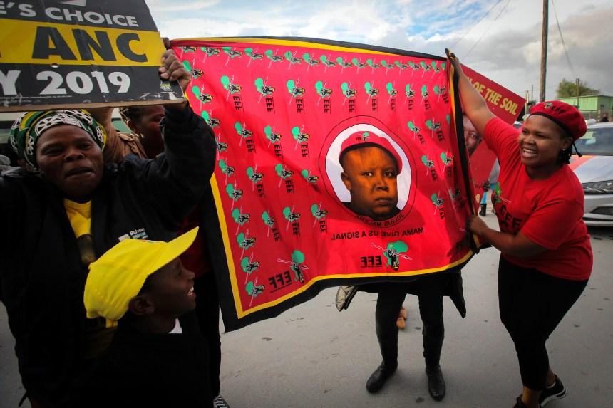 Les Sud-Africains ont voté en masse dans un scrutin promis à l'ANC