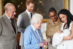 Le prince Harry et son épouse Meghan prénomment leur fils Archie