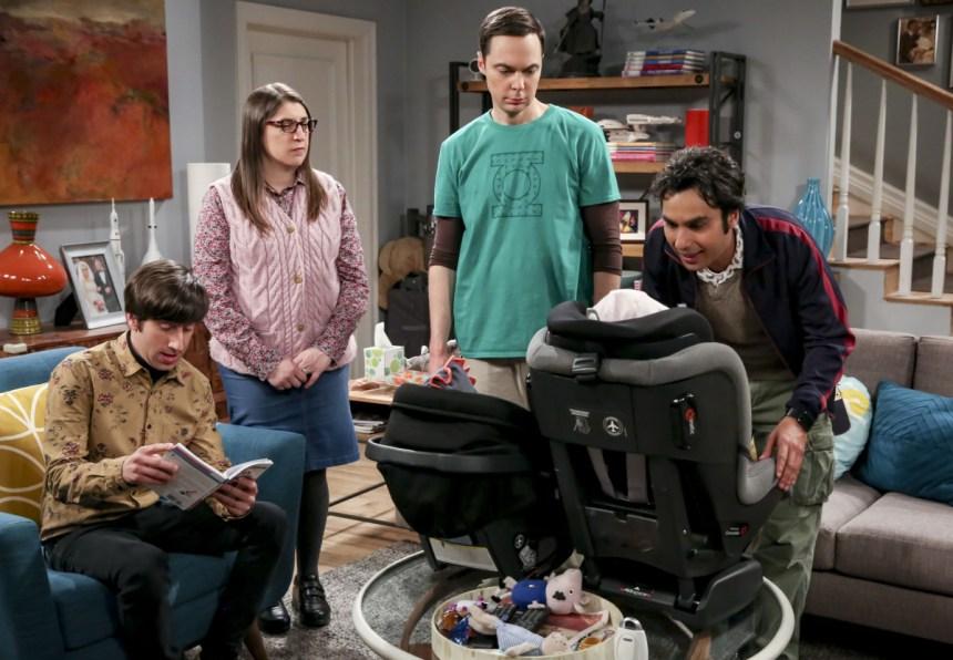 The Big Bang Theory: des adieux émouvants