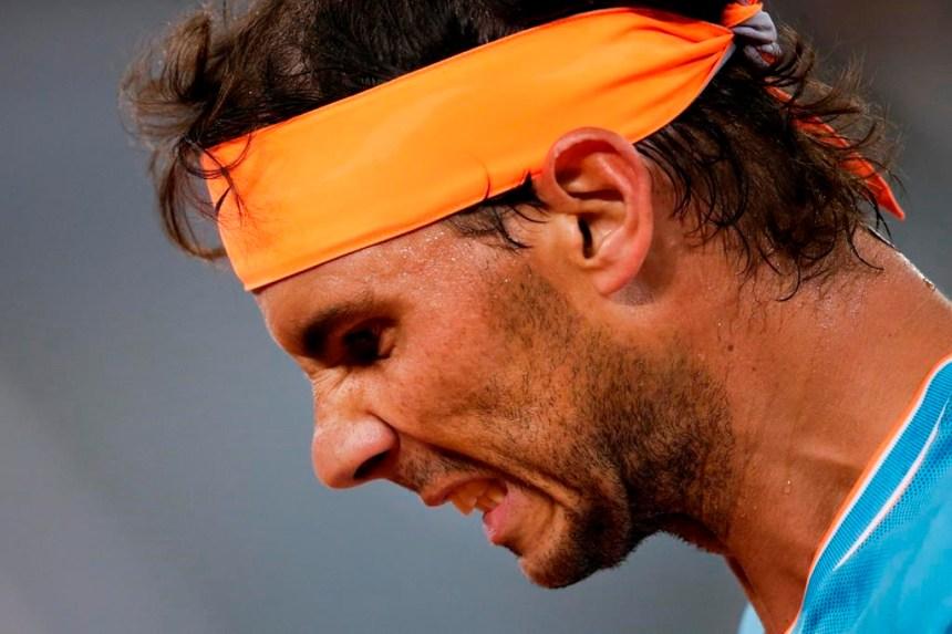 Victorieux devant Tsitsipas, Nadal passe en finale au tournoi de Rome