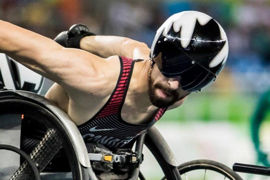 Marathon de Londres complété pour un para-athlète de Dorval