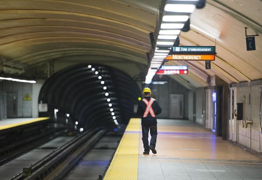 La ligne rose du métro sera étudiée si l'ARTM la juge nécessaire, dit Bonnardel