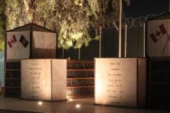 Ne visite pas qui veut le «Hall commémoratif de l'Afghanistan», à Ottawa