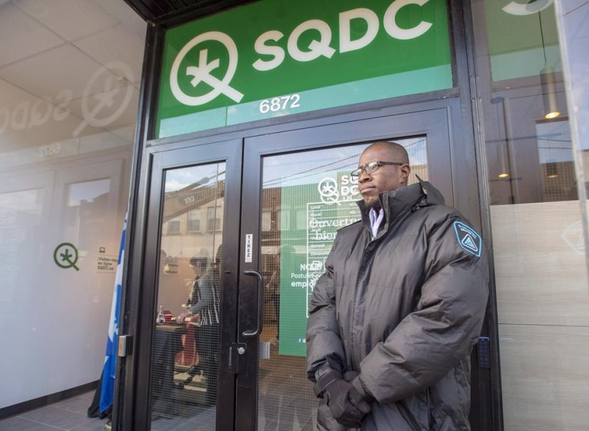 Saint-Léonard interdit la vente et la production de cannabis