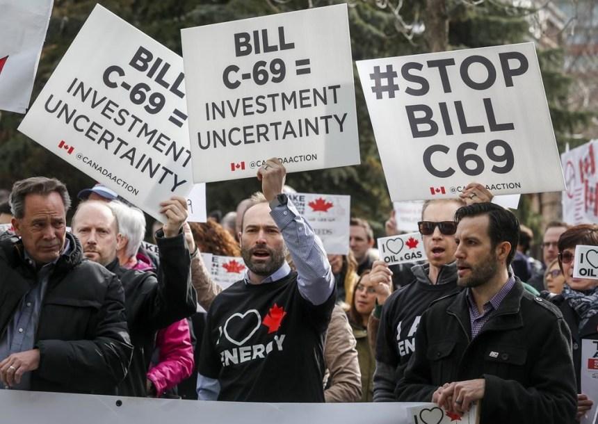 Des écolos craignent que le Sénat ne cède aux pressions du secteur de l'énergie