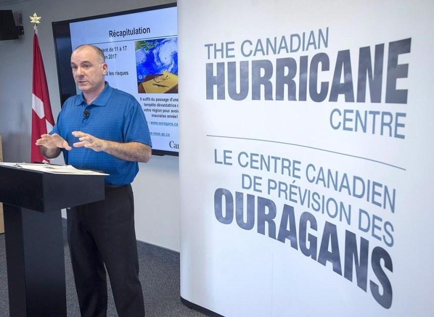 Ouragans: les Maritimes sont épargnées, mais doivent demeurer aux aguets