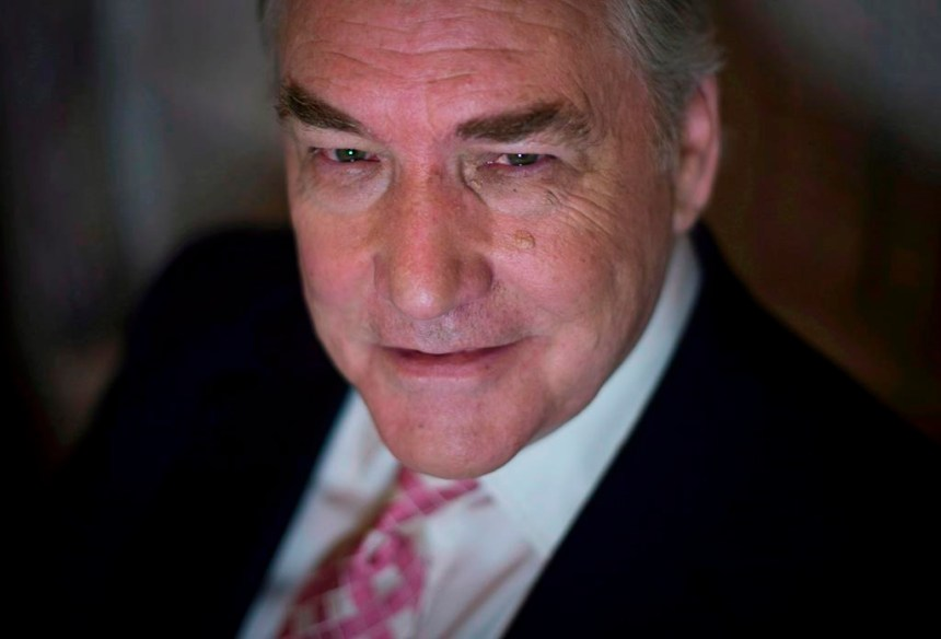 Donald Trump gracie Conrad Black, condamné pour fraude en 2007
