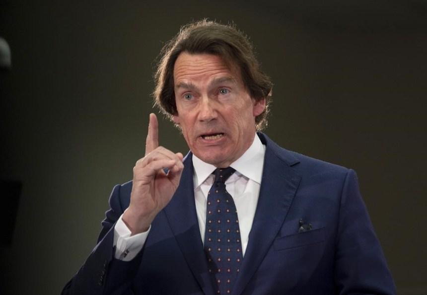 Pierre Karl Péladeau, lobbyiste d'un jour pour rencontrer Bonnardel