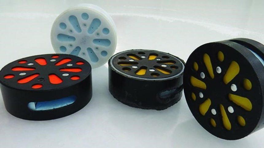 L'UQAM a développé une rondelle sonore pour hockeyeurs non voyants