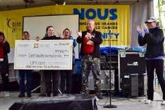 Une année record pour le Relais pour la vie de l'Est de Montréal