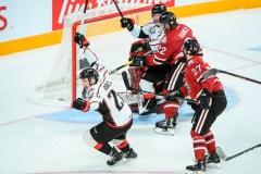 Les Huskies rejoignent les Mooseheads en finale du tournoi de la Coupe Memorial