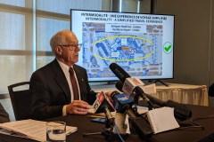 Pression sur Ottawa pour le prolongement du REM à Dorval