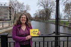 Premier livre jeunesse pour une auteure de Lachine