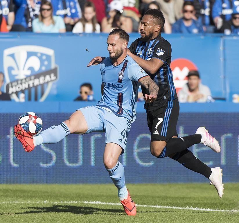 Le New York City FC résout l'énigme du stade Saputo et blanchit l'Impact 2-0