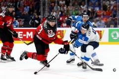 Le Canada s'incline 3-1 en finale du championnat du monde de hockey