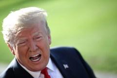 Donald Trump optimiste, mais prudent sur un accord commercial avec la Chine