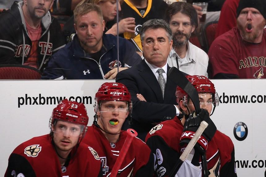 Les Oilers d'Edmonton embauchent Dave Tippett à titre d'entraîneur-chef