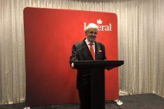 Hassan Guillet représentera les Libéraux dans Saint-Léonard-Saint-Michel