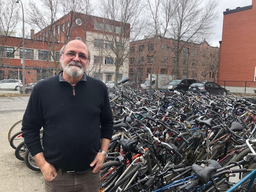 Récupérer des vélo et donner une deuxième chance à l'emploi
