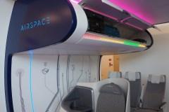 Les cabines d'avion connectées arrivent