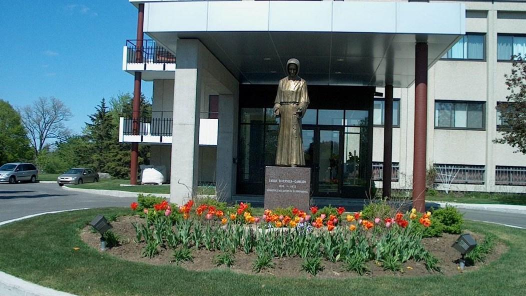 Centre des soeurs de la Providence, futur centre communautaire de Bordeaux-Cartierville
