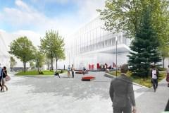 Deux nouveaux parcs d'ici 2020 sur le site de l'ÉTS