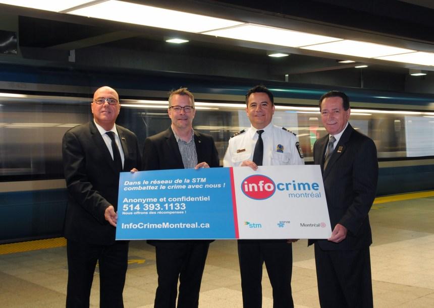 Juin sera un mois de grande visibilité pour Info-Crime