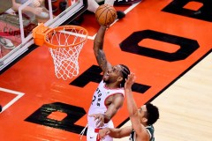 Les Raptors gagnent le 3e match 118-112 en 2e prolongation face aux Bucks