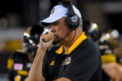 June Jones quitte les Tiger-Cats pour un poste d'entraîneur-chef dans la XFL