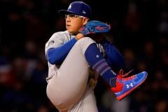 Le lanceur des Dodgers Julio Urias est arrêté pour violence conjugale