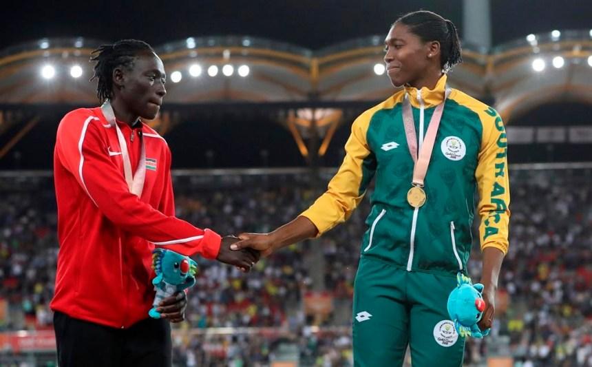 Caster Semenya conteste une décision du Tribunal arbitral du Sport