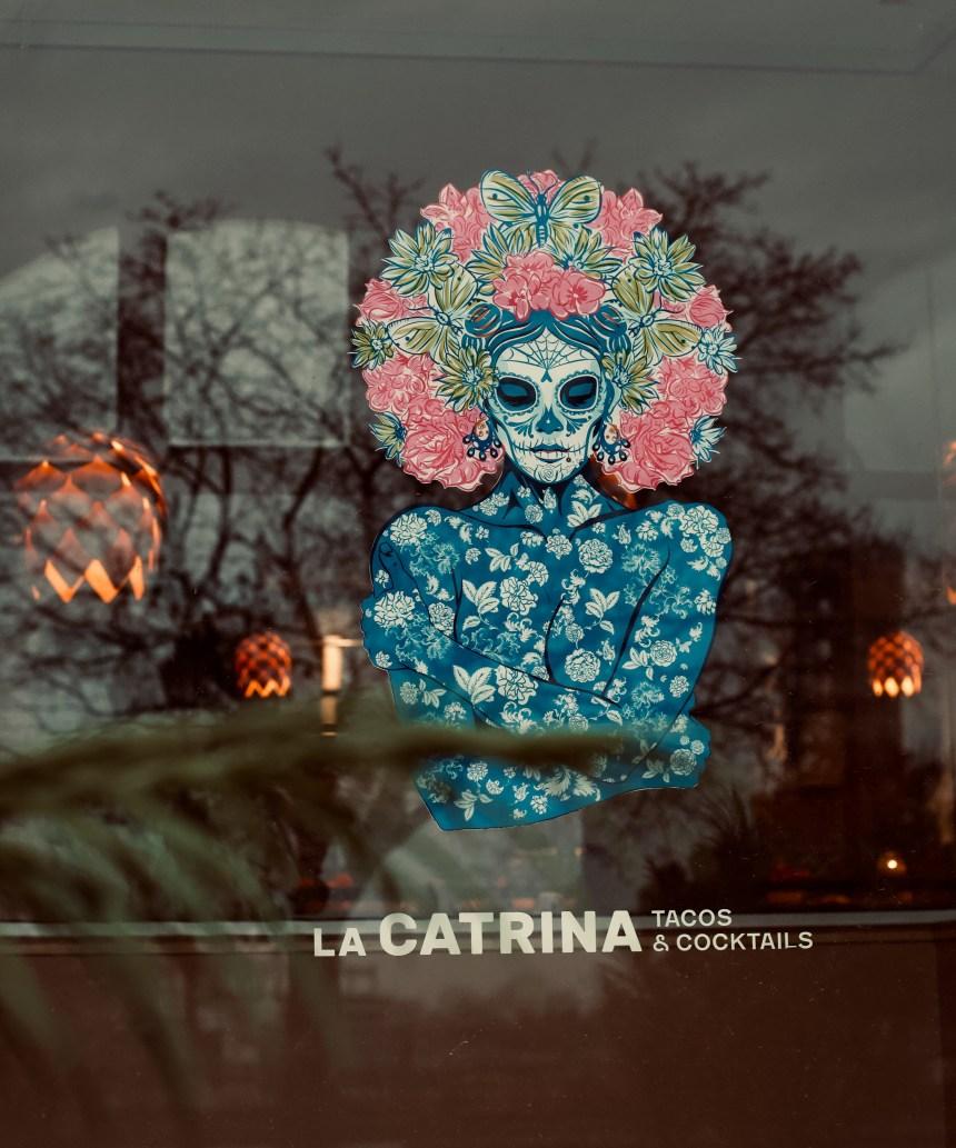 L'ouverture de La Catrina pour Cinco de Mayo