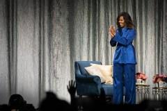 Michelle Obama à Montréal: un coup de pouce pour les femmes noires