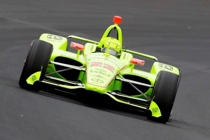 Le Français Simon Pagenaud remporte la 103e édition de l'Indy 500