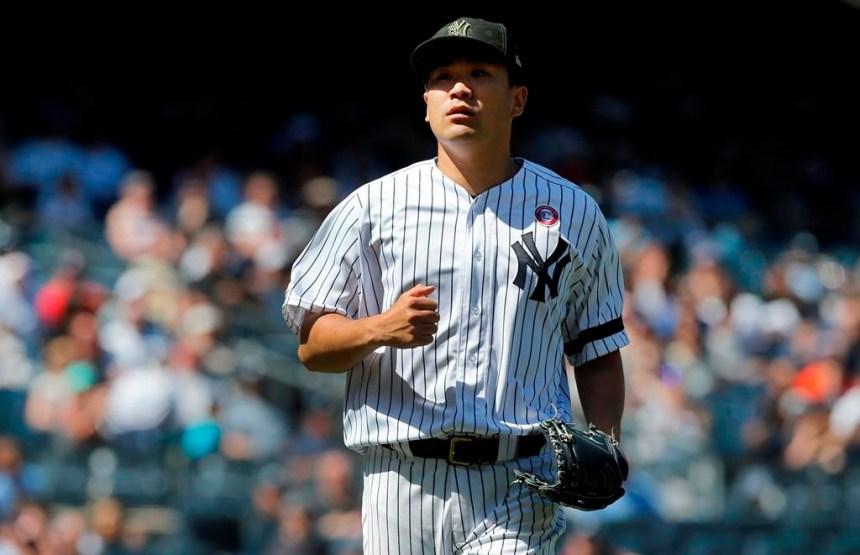 Les Rays battent les Yankees 2-1 en 11 manches et retrouvent le premier rang