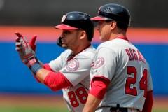 Le circuit de Gomez coule les Nationals; les Mets balaient la série