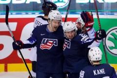 Championnat du monde de hockey: une autre victoire des Américains