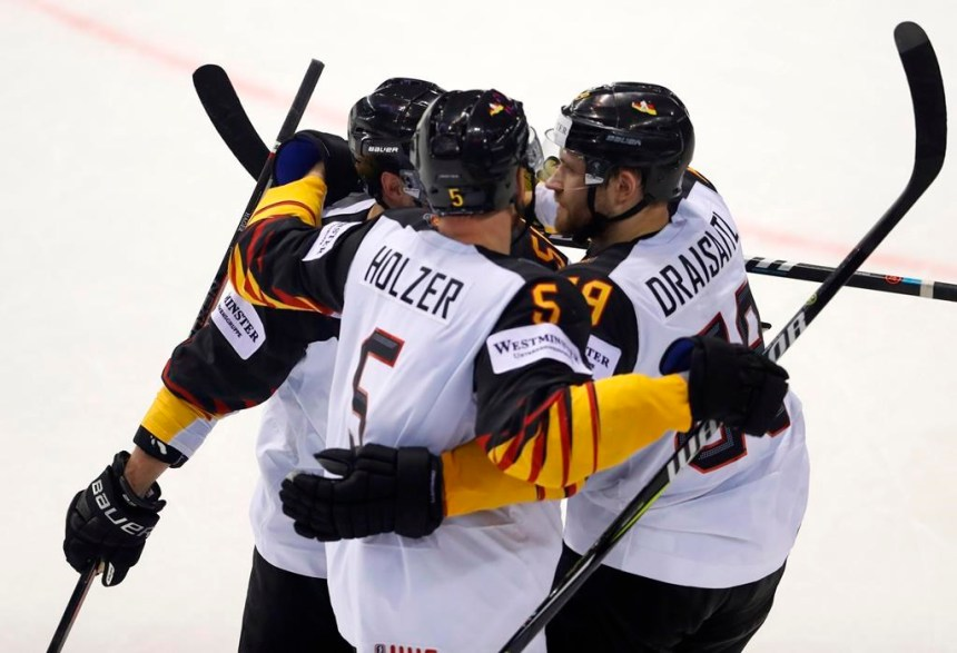 Draisaitl mène l'Allemagne à une victoire de 4-2 contre la Finlande