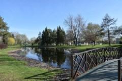 Un parc de Saint-Léonard en lice pour un concours
