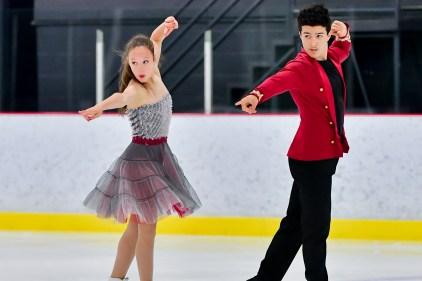 Des honneurs pour deux jeunes patineurs du Sud-Ouest