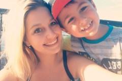 Le dévouement d'une maman pour son fils
