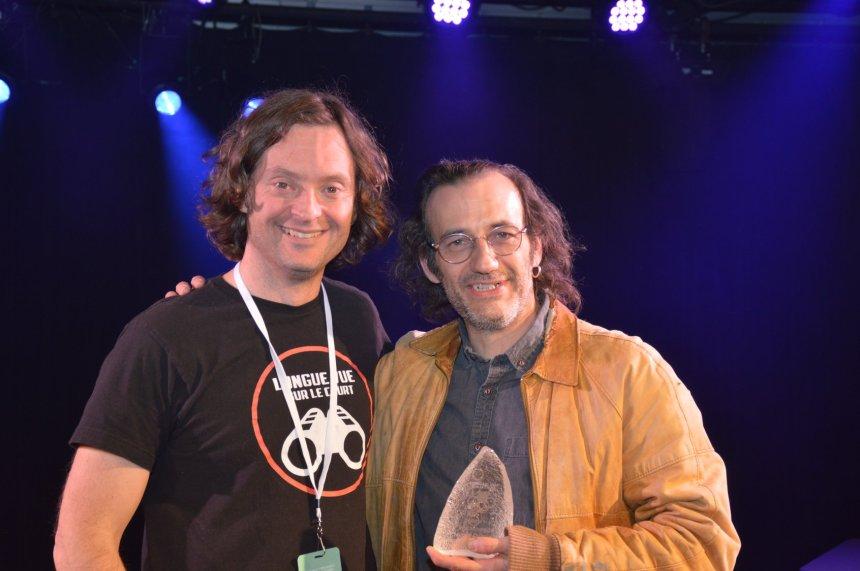 Prix hommage à Martin Dubreuil