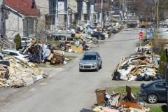 Inondations: pas de test du système d'alerte au Québec et en Ontario mercredi