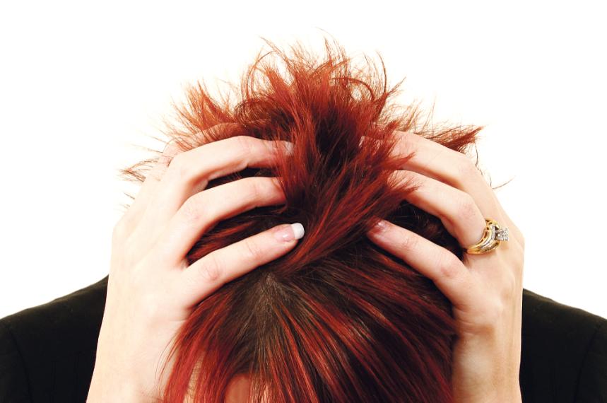 Cinq effets du stress sur le corps