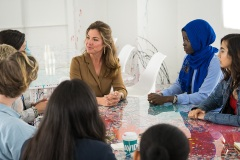 Leadership féminin: briser le plafond de verre à C2