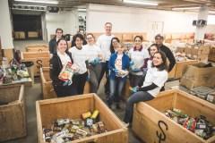 Des employés de Dorval tendent la main aux organismes communautaires
