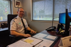 Nouveau commandant de police pour Dorval et Pointe-Claire