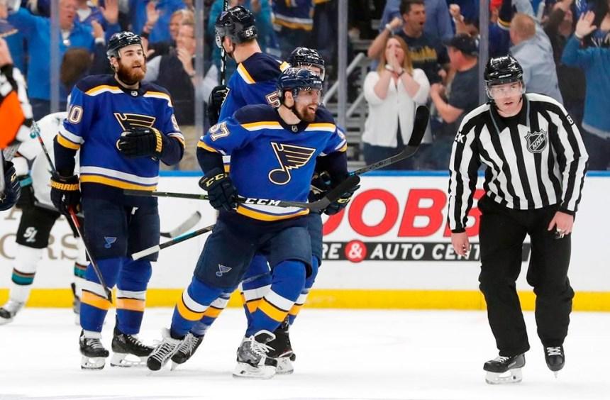 Un but controversé de Karlsson fait gagner les Sharks 5-4 en prolongation