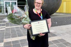 Dévouement récompensé pour une infirmière lachinoise